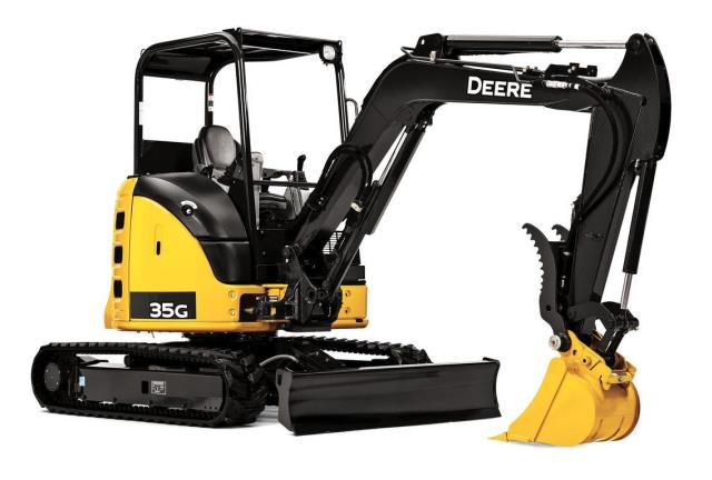 Where to find EXCAVATOR, COMPACT 7000-7500LB. in Davis