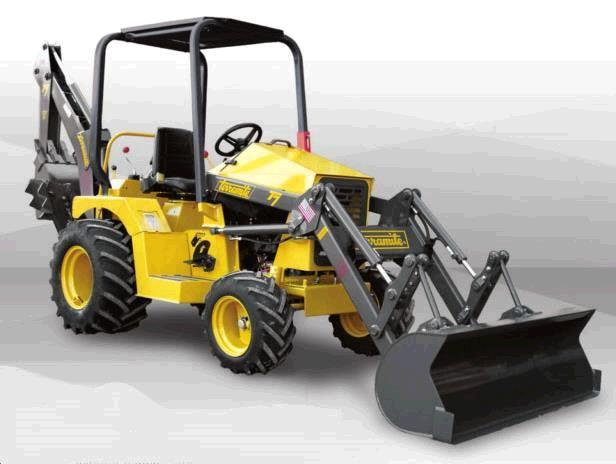 Where to find TRACTOR, TERRAMITE, BACKHOE in Davis