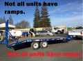 Rental store for TRAILER, DECKOVER, 2 AXLE in Davis CA