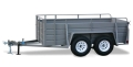 Rental store for TRAILER, UTILITY, 5 X12 ,2 AXLE in Davis CA